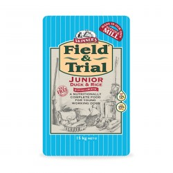 Skinner's Field & Trial Junior Duck & Rice 15KG