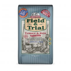 Skinners Field & Trial Turkey & Rice (+ Joint Aid) 15KG