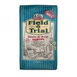 Skinners Field & Trial Duck and Rice 15KG