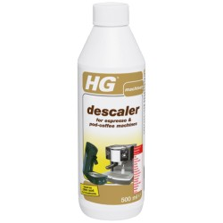 HG Descaler for Espresso & Pod-coffee Machines 500ml