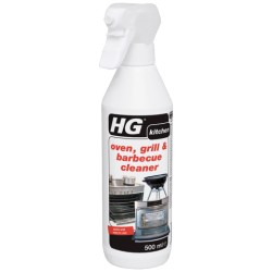 HG Oven, Grill & Barbecue Cleaner 500ml