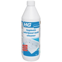 HG Hygienic Whirlpool Bath Cleaner 500ml
