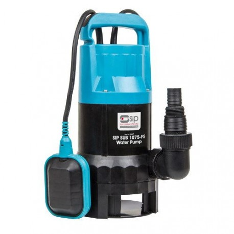 SIP 1075-FS Submersible Dirty Water Pump 06867