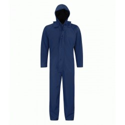HYDRAFLEX Waterproof Coverall - Navy