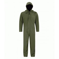 HYDRAFLEX Waterproof Coverall - Green