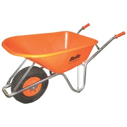 Belle Warrior 100L HDPE Wheelbarrow