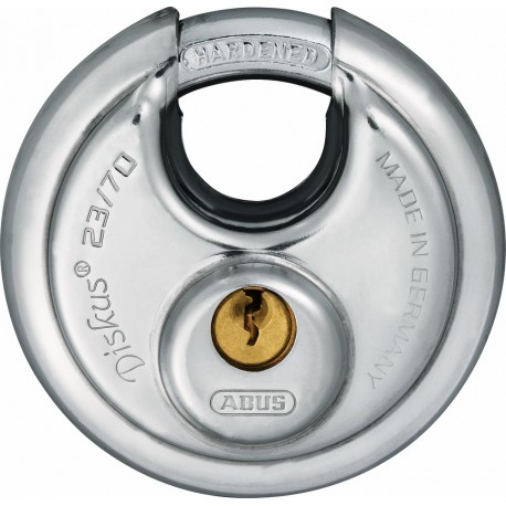 ABUS 23/60 Diskus Padlock (Image Shown is 23/70)