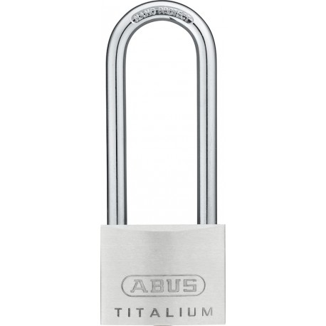 ABUS LONG SHACKLE Titalium 64/50 Padlock