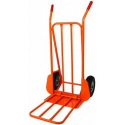 Heavy Duty Sack Truck with Folding Foot