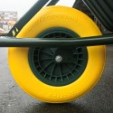 Flat Proof Wheelbarrow Tyre and Wheel to Fit WB5006/WB5008