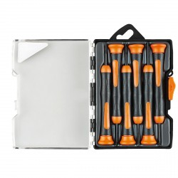TACTIX 6 Piece Precision Screwdriver Set