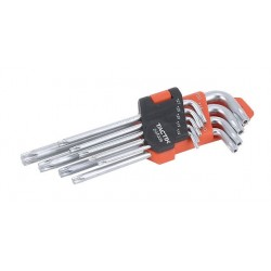 TACTIX 9 Long Torx Key Set