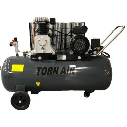 TORN-AIR 100L Belt Driven Air Compressor