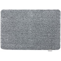 Hug Rug Plain Light Grey Barrier Mat 50cm x 73cm