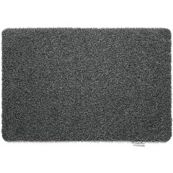 Hug Rug Plain Charcoal Barrier Mat 50cm x 75cm