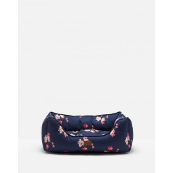 Joules Floral Square Dog Bed