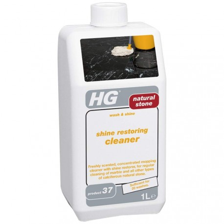 HG Shine Restoring Cleaner for Marble and Natural Stone Floors