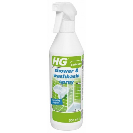 HG Shower & Washbasin Spray 0.5L