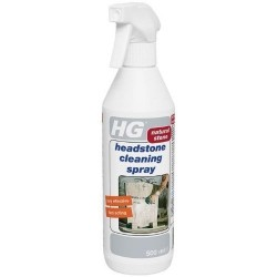 HG Headstone Cleaning Spray 0.5L