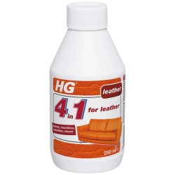 HG 4 in 1 for Leather 0.25L