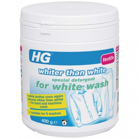 HG Whiter than White Special Detergent 0.5L