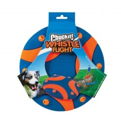 Chuckit! Whistle Flight Flyer Frisbee