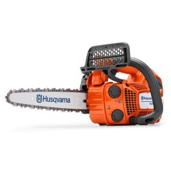 "HUSQVARNA T525 10"" Top Handle Petrol Chainsaw"