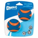Chuckit! Ultra Squeaker 2 Pack - Medium