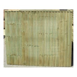 Vertilap Fencing Panel - Various Sizes