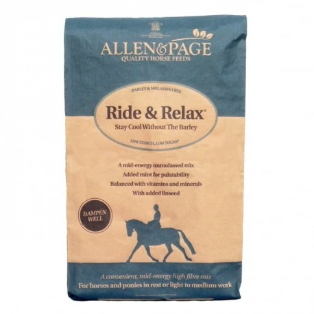 A&P Ride & Relax 20Kg