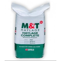M & T Haylage Green Complete