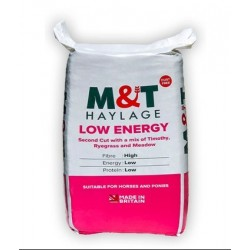 M & T Haylage Pink Low Energy