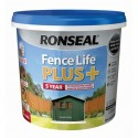RONSEAL Fence Life Plus Forest Green 5L