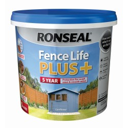 RONSEAL Fence Life Plus Cornflower 5L