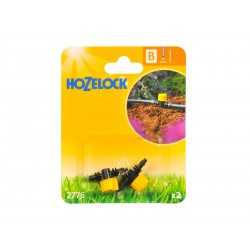 Hozelock Flow Control Valve 4mm - Pack of 2