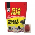 The Big Cheese Mouse & Rat Killer Pasta Sachets, Pack of 6