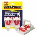 The Big Cheese Ultra Power Traps, Pack of 2
