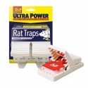 The Big Cheese Ultra Power Rat Traps, Pack of 2