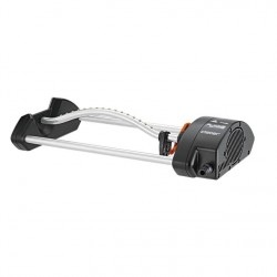 Claber 8743 Compact-16 Super Metal Oscillating Sprinkler
