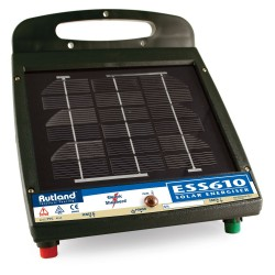 Rutland ESS 610 Solar Powered Energiser