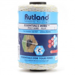 Rutland Essentials-Wire-Poly Wire Plus 250m