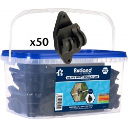 Rutland Bucket Heavy Duty Insulators (50)