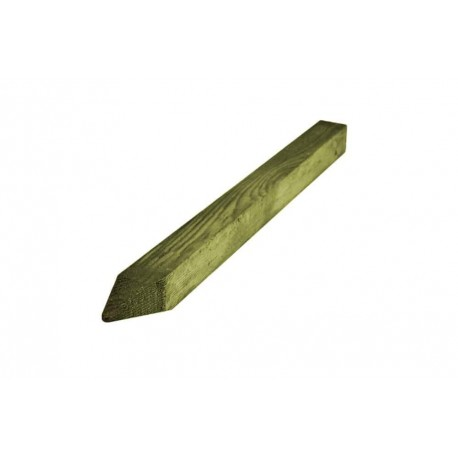 Post Sawn Pointed 0.6m x 45mm x 45mm
