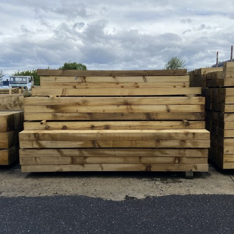 UC4 Post Sawn 1.8m x 125mm x 75mm