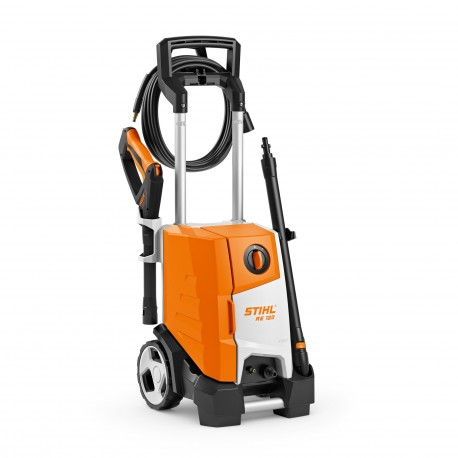 STIHL RE 120 Pressure Washer - FREE RA 82 SURFACE CLEANER