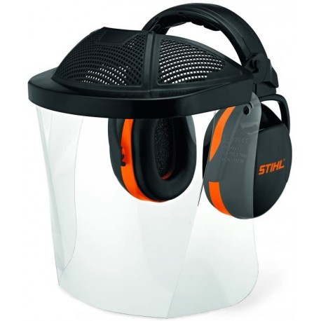 STIHL Ear Defenders with Face Shield