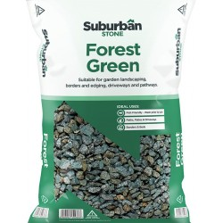 Suburban Stone Forest Green Granite 20mm - 3 For £12