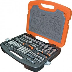 TACTIX Socket Set 73 Piece