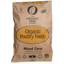 Organic Feed Company Organic Mixed Corn 20kg