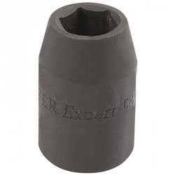 "Draper 13mm 1/2"" Sq. Dr. Impact Socket"